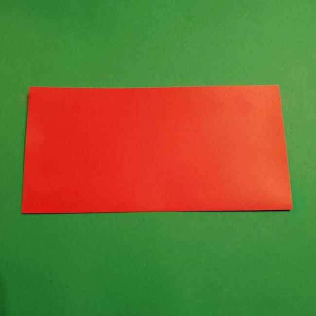 コイキングの折り紙は簡単!実際の折り方作り方(2)