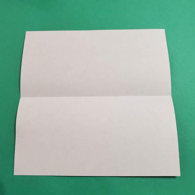 コイキングの折り紙は簡単!実際の折り方作り方(3)