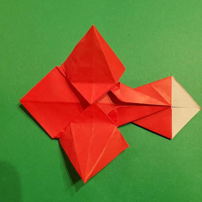 コイキングの折り紙は簡単!実際の折り方作り方(44)