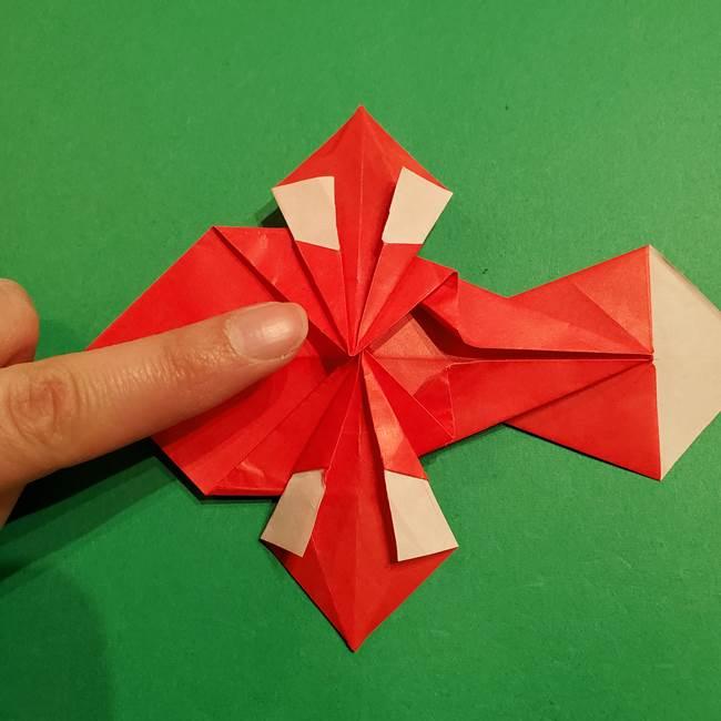 コイキングの折り紙は簡単!実際の折り方作り方(45)