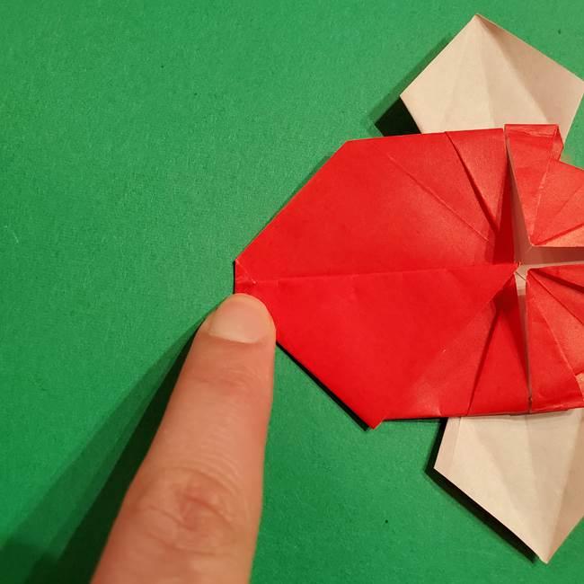 コイキングの折り紙は簡単!実際の折り方作り方(49)