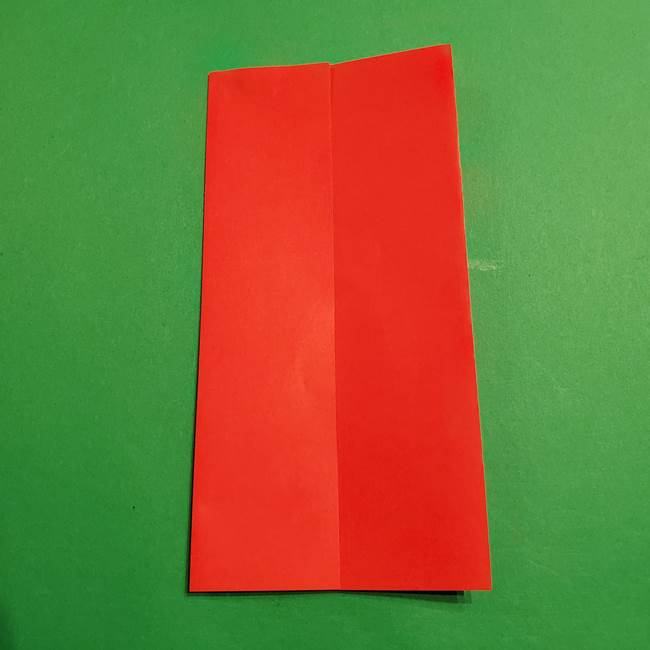 コイキングの折り紙は簡単!実際の折り方作り方(5)