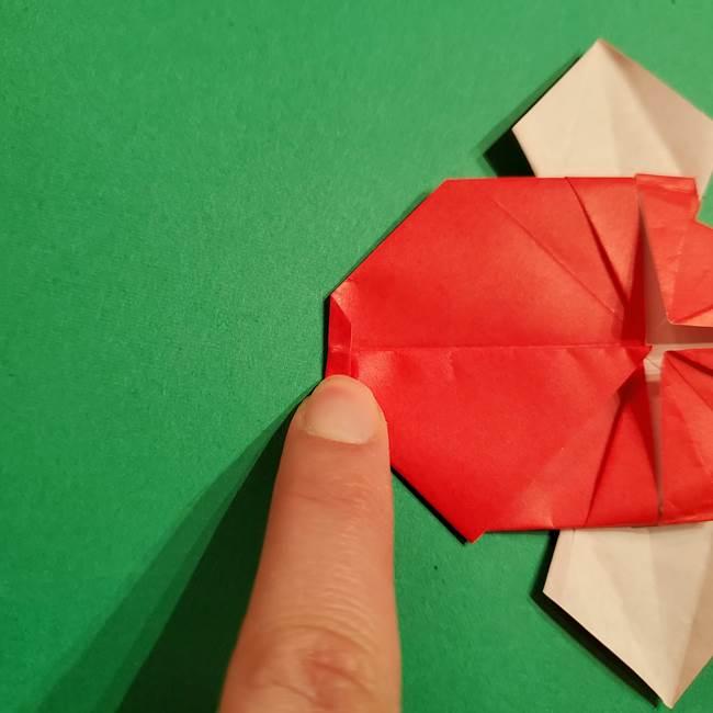 コイキングの折り紙は簡単!実際の折り方作り方(50)