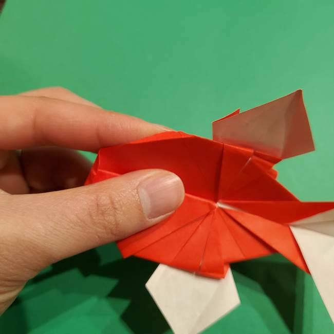 コイキングの折り紙は簡単!実際の折り方作り方(51)