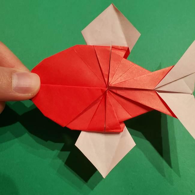 コイキングの折り紙は簡単!実際の折り方作り方(52)