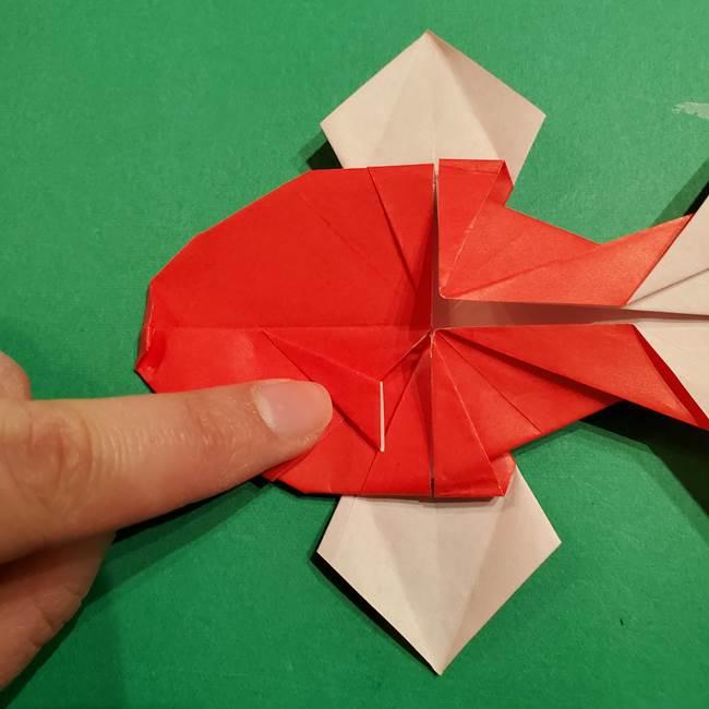 コイキングの折り紙は簡単!実際の折り方作り方(53)