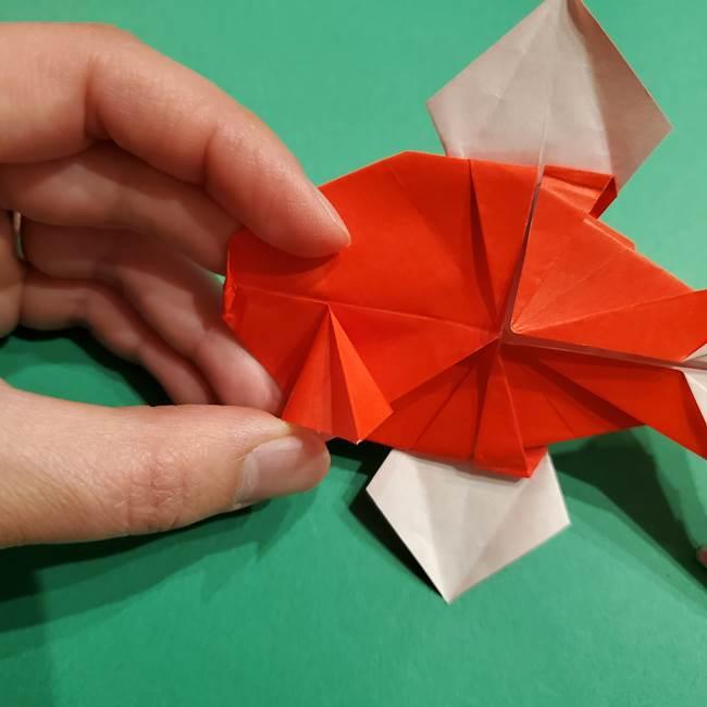 コイキングの折り紙は簡単!実際の折り方作り方(54)