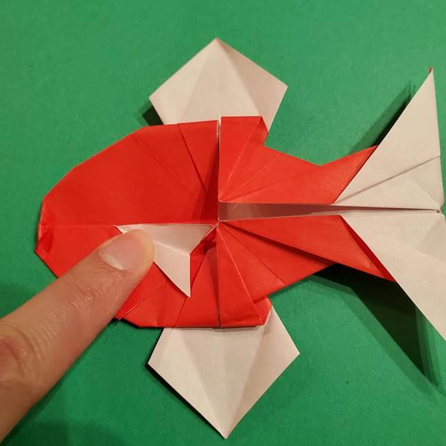 コイキングの折り紙は簡単!実際の折り方作り方(55)