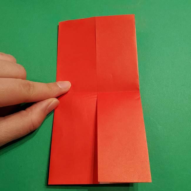 コイキングの折り紙は簡単!実際の折り方作り方(7)