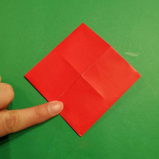 コイキングの折り紙は簡単!実際の折り方作り方(9)