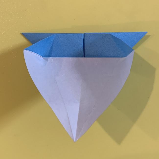 ジジの折り紙 作り方折り方 (10)