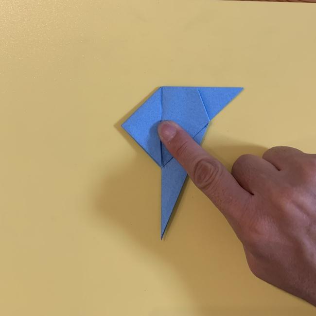 ジジの折り紙 作り方折り方 (13)