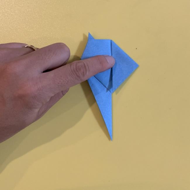 ジジの折り紙 作り方折り方 (16)