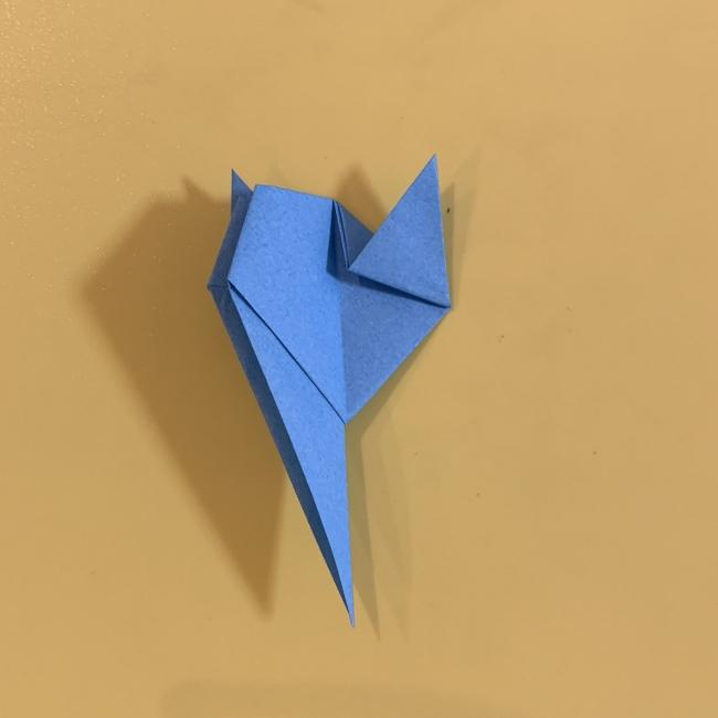 ジジの折り紙 作り方折り方 (17)