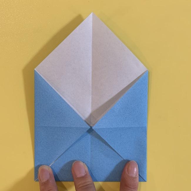 ジジの折り紙 作り方折り方 (2)