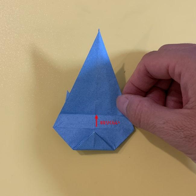ジジの折り紙 作り方折り方 (21)