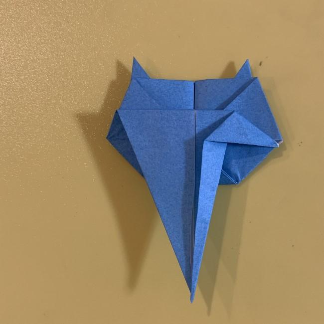 ジジの折り紙 作り方折り方 (23)