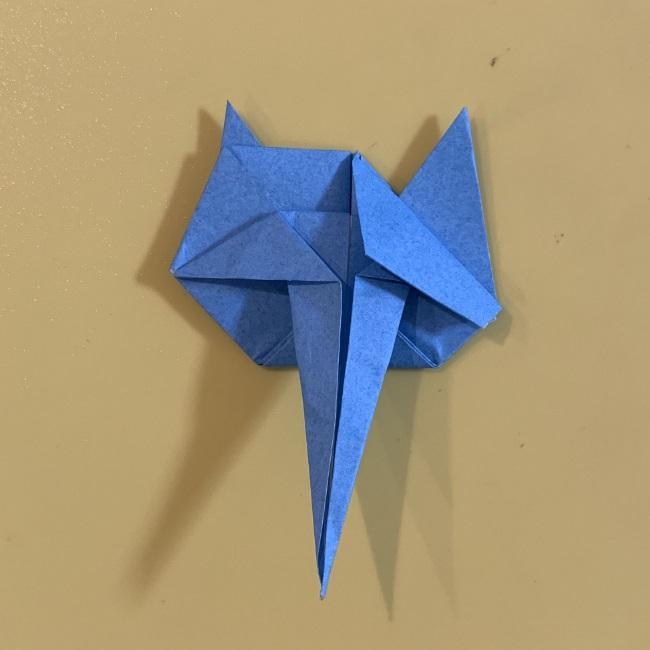 ジジの折り紙 作り方折り方 (25)