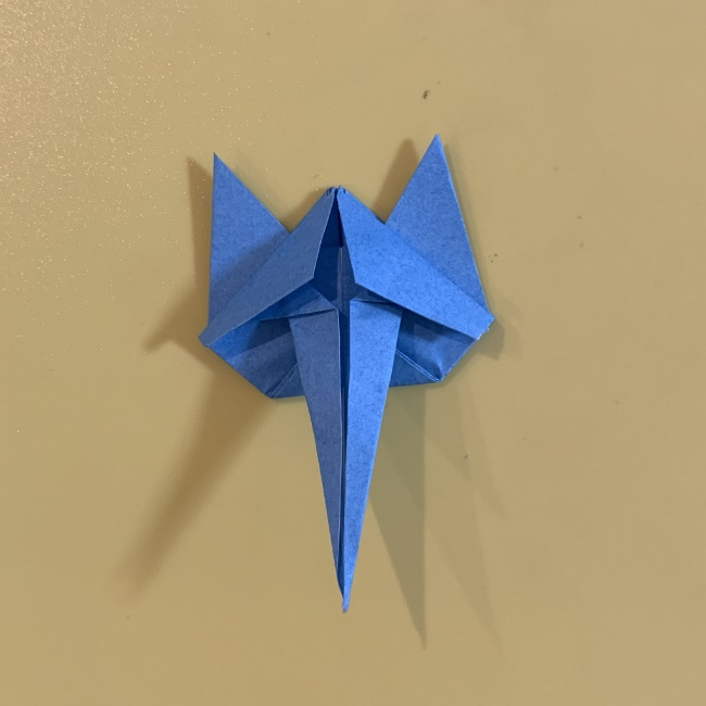 ジジの折り紙 作り方折り方 (26)