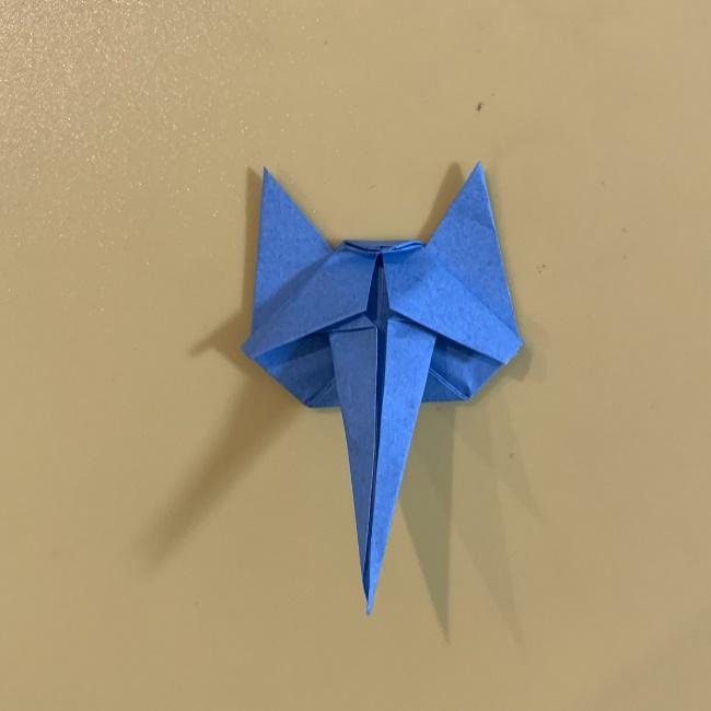 ジジの折り紙 作り方折り方 (27)