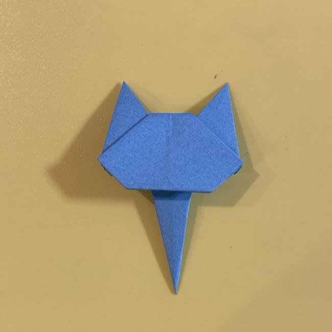 ジジの折り紙 作り方折り方 (28)
