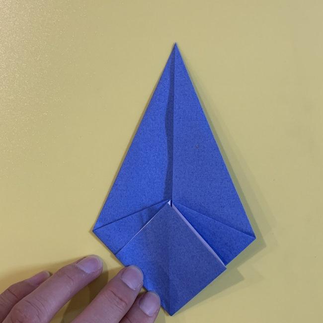 ジジの折り紙 作り方折り方 (35)