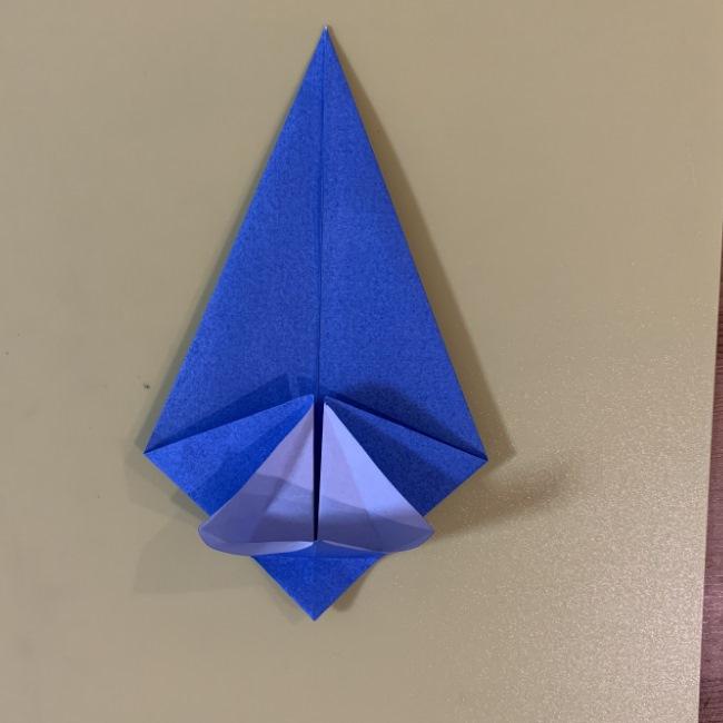 ジジの折り紙 作り方折り方 (37)