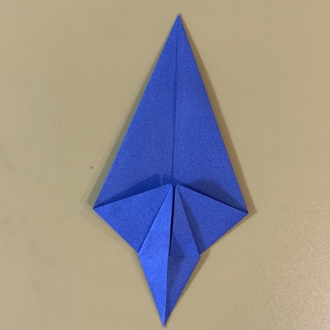 ジジの折り紙 作り方折り方 (38)