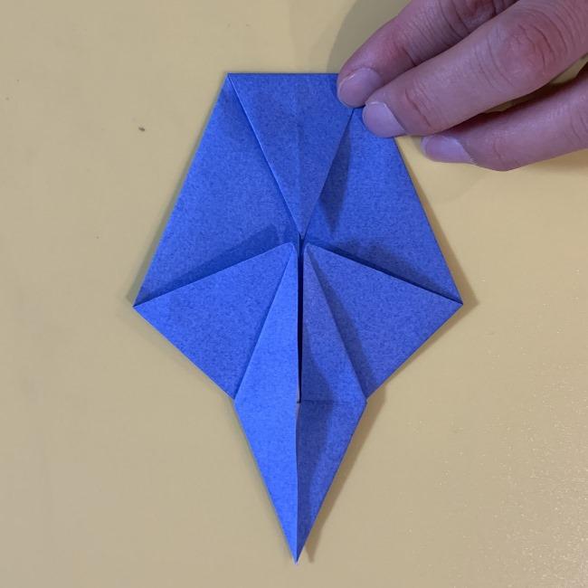 ジジの折り紙 作り方折り方 (39)
