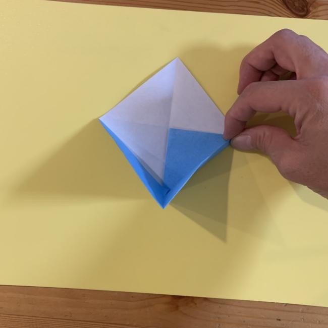 ジジの折り紙 作り方折り方 (4)