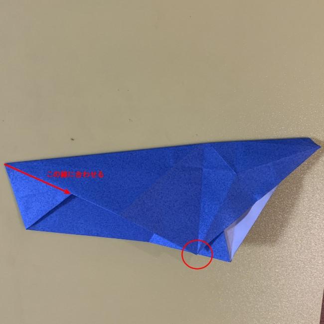 ジジの折り紙 作り方折り方 (41)