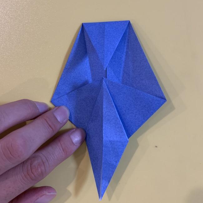 ジジの折り紙 作り方折り方 (44)