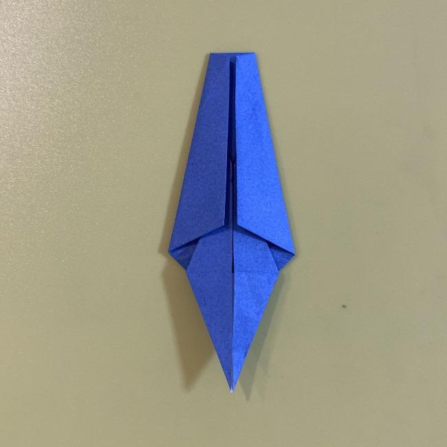 ジジの折り紙 作り方折り方 (46)