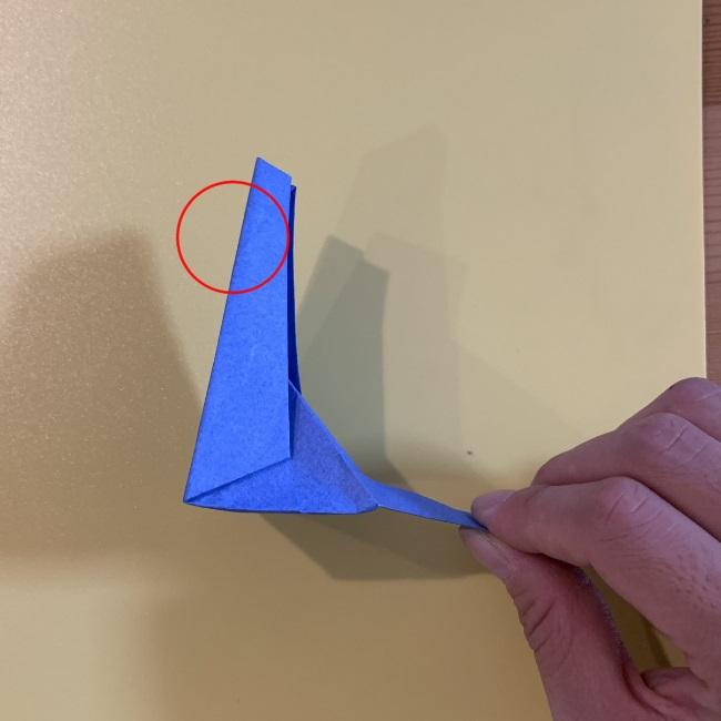 ジジの折り紙 作り方折り方 (49)