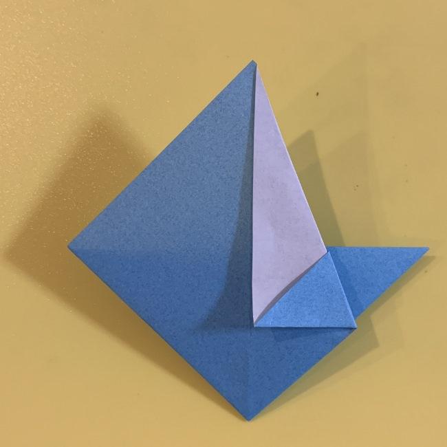 ジジの折り紙 作り方折り方 (6)