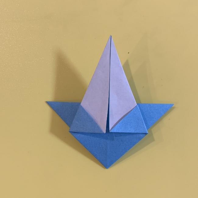 ジジの折り紙 作り方折り方 (7)