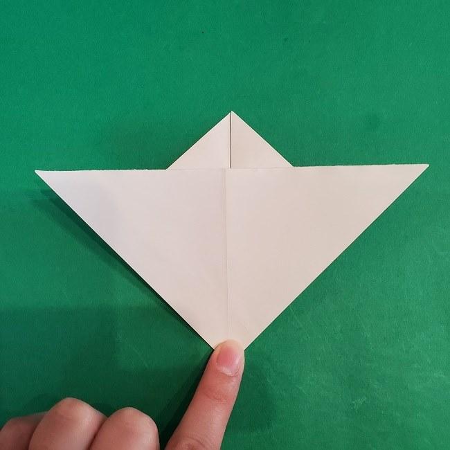 セーラームーンの折り紙の折り方作り方☆ドレス (11)