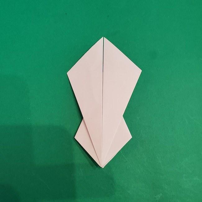 セーラームーンの折り紙の折り方作り方☆ドレス (21)
