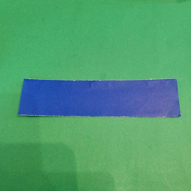 セーラームーンの折り紙の折り方作り方☆ドレス (26)