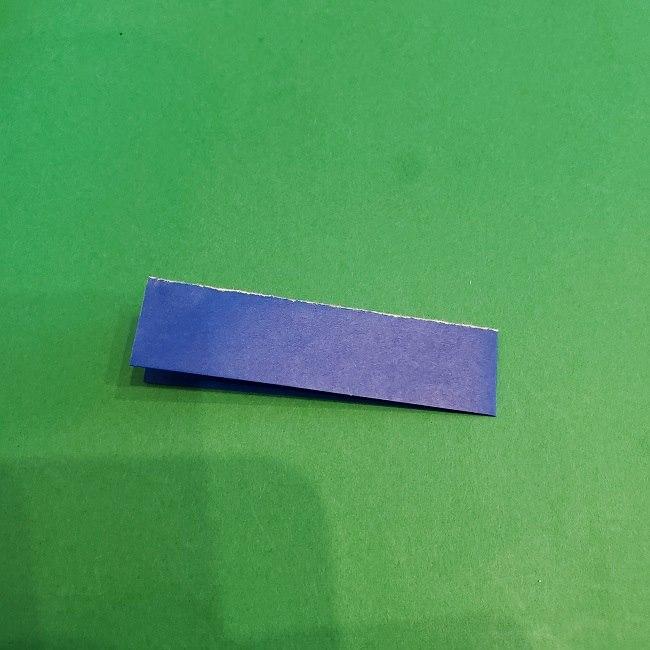 セーラームーンの折り紙の折り方作り方☆ドレス (28)