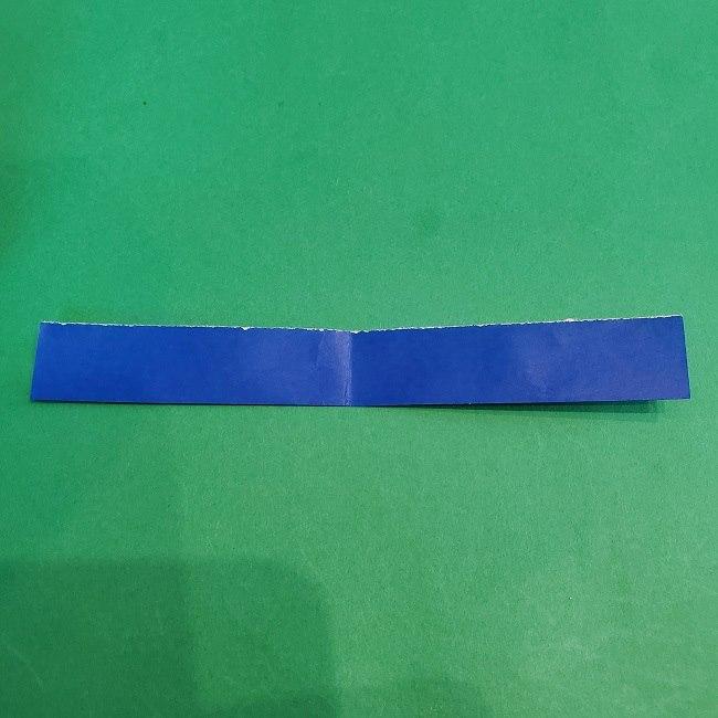 セーラームーンの折り紙の折り方作り方☆ドレス (29)