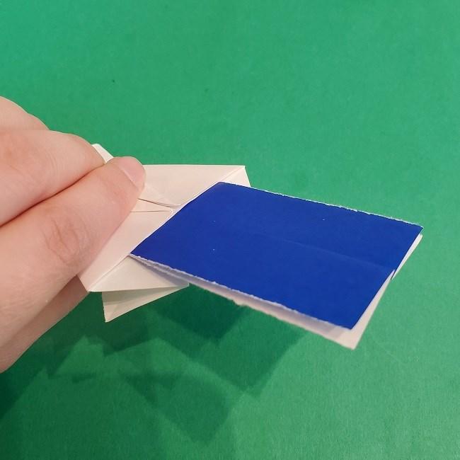 セーラームーンの折り紙の折り方作り方☆ドレス (32)