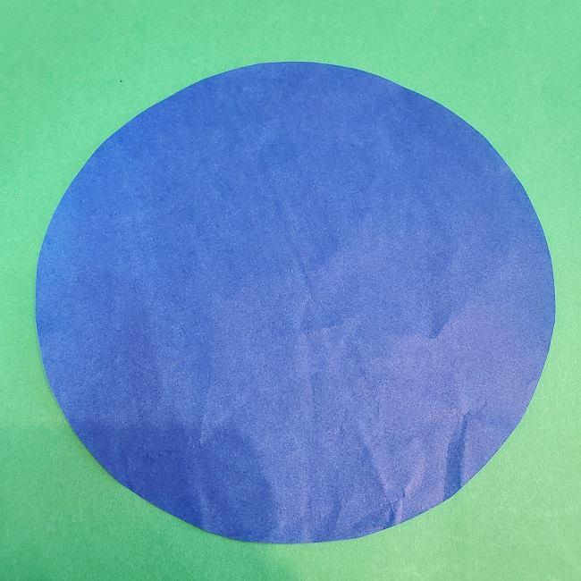 セーラームーンの折り紙の折り方作り方☆ドレス (44)