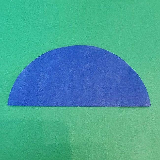 セーラームーンの折り紙の折り方作り方☆ドレス (45)