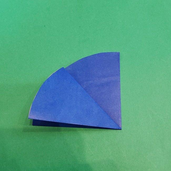 セーラームーンの折り紙の折り方作り方☆ドレス (47)