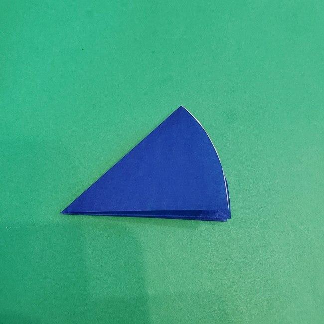 セーラームーンの折り紙の折り方作り方☆ドレス (48)
