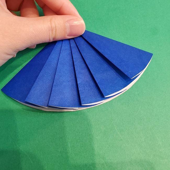 セーラームーンの折り紙の折り方作り方☆ドレス (53)