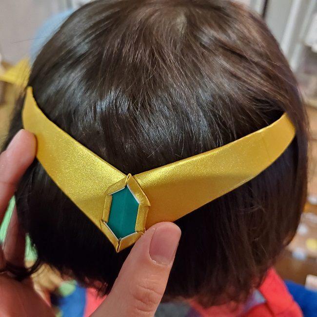 セーラームーンの頭の飾りはかわいい!コスプレにも使えるサイズ☆