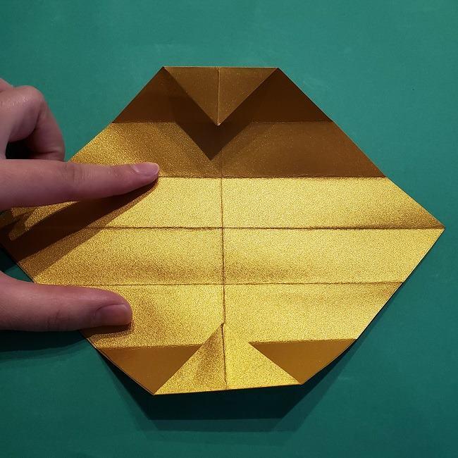 セーラームーンティアラの作り方(折り紙) (11)
