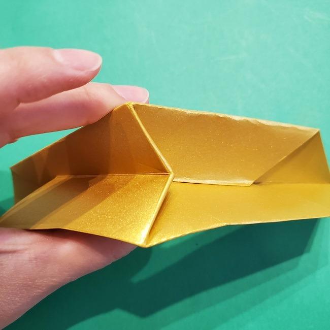 セーラームーンティアラの作り方(折り紙) (18)